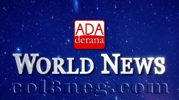 Ada Derana World News 01-04-2021