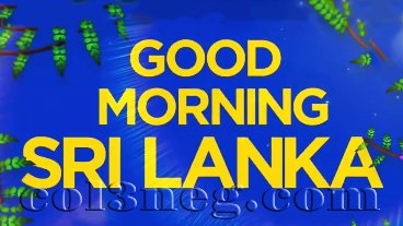 Good Morning Sri Lanka 24-05-2020