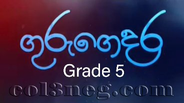 Guru Gedara - Grade 5 - 17-05-2020 Tamil