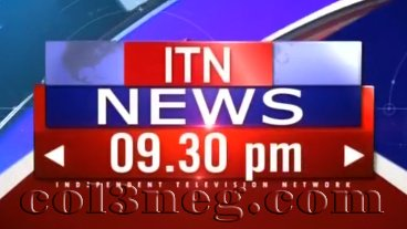 ITN News 9.30 PM 04-04-2020