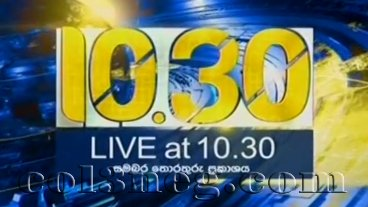 Live at 10.30 - 01-04-2020