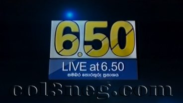 Live at 6.50 - 30-04-2021
