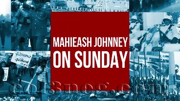 Mahieash Johnney On Sunday 16-02-2020
