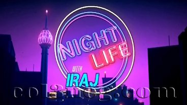 night-life-with-iraj-sunil-perera