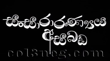 Sansararanya Asabada (22) - 04-04-2020