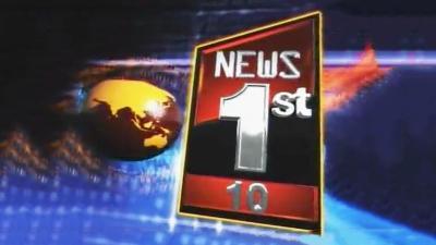Sirasa News 1st 10.00 PM 02-04-2020