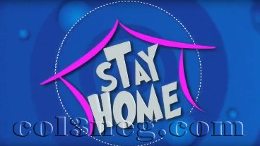 Stay Home 22-04-2020
