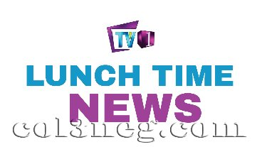 TV 1 Lunch Time News 25-05-2020